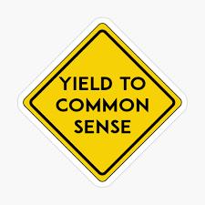 The Common Outcome of Common Sense