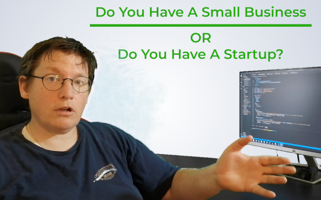 Do you have a startup or a small business?