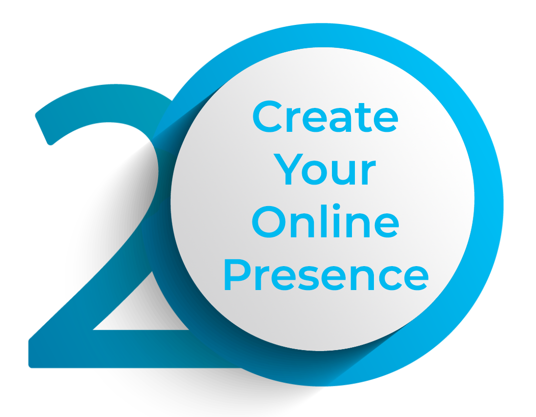 Click to build your online presence